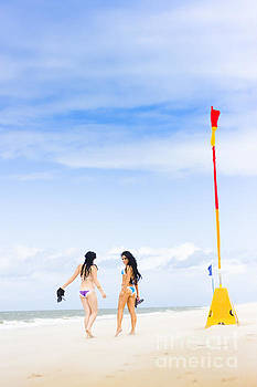 Beach Babes by Jorgo Photography - Wall Art Gallery