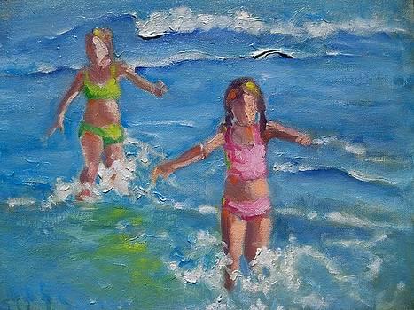 Beach Babie's by Susan Jenkins