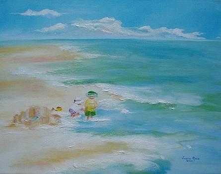 Beach Baby Builders by Judith Rhue