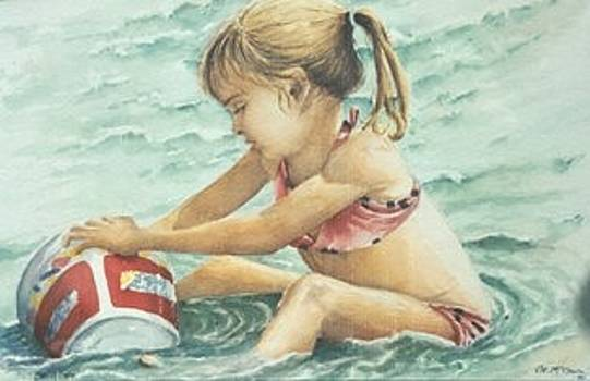 Beach Baby by Sherry McClendon
