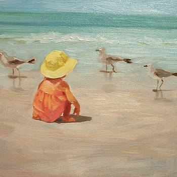 Beach Baby by Margaret Aycock