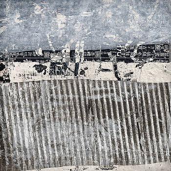 Carol Leigh - Beach Barrier Abstract