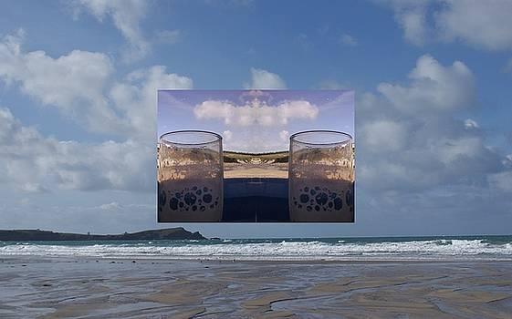 Beach Beers by Julia Woodman