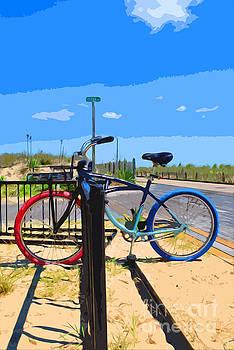 Jost Houk - Beach Bike