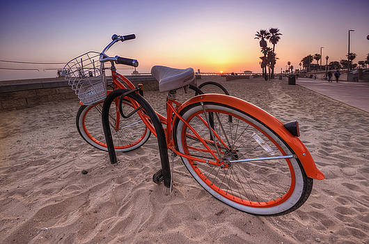 Yhun Suarez - Beach Bike