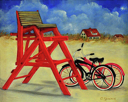 Carolyn Shireman - Beach Bikes