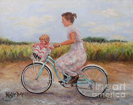 Beach Bound by Wendy Ray