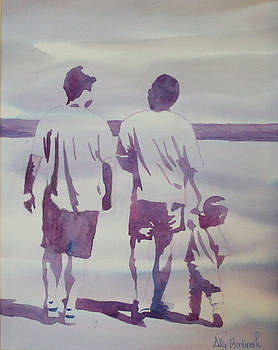 Beach Boys by Ally Benbrook