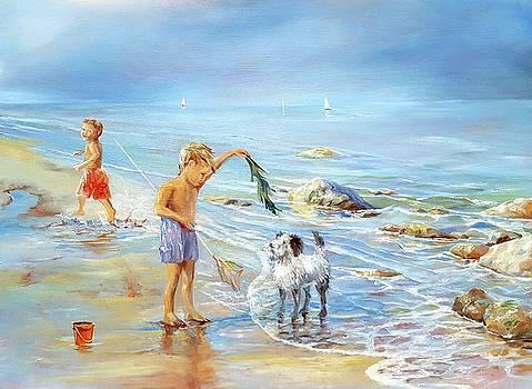 Beach Boys by Penny Golledge
