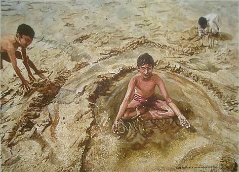 Beach Boys by Sreenivasa ram Makineedi
