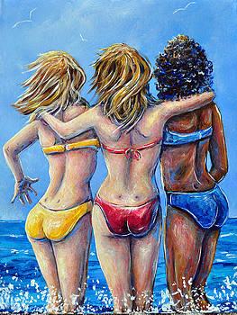 Beach Bums by Gail Butler