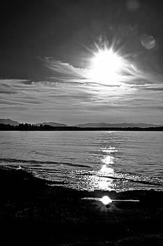 Beach Comber Sunset by Brian Sereda