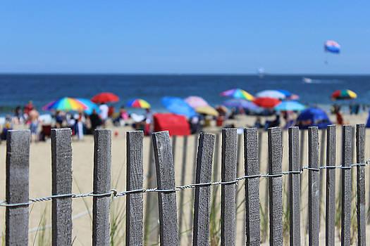 Beach Day by Joscelyn Paine