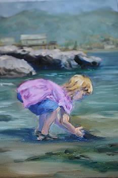 Beach Day by Mary Beth Harrison
