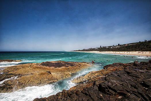Beach Dream by Chris Hood