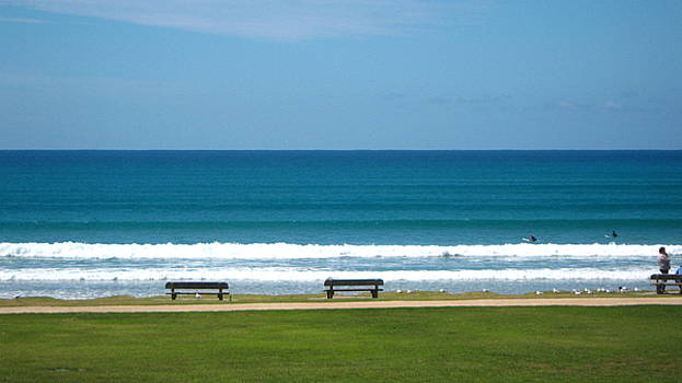 Beach by Emma Frost