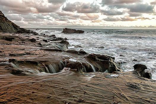 Cliff Wassmann - Beach Falls