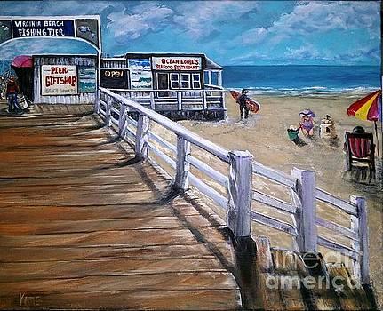 Beach Fever by Katie Adkins
