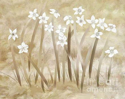 Lois Bryan - Beach Flowers