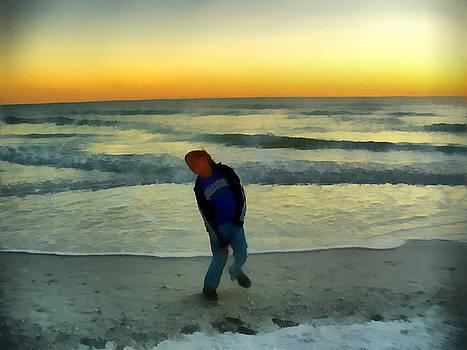 Beach Frolic by Tawes Dewyngaert