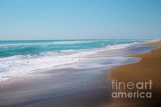 Beach Front by Keri West