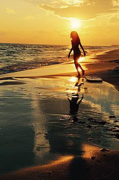 Beach Fun 2 by Jim Clark