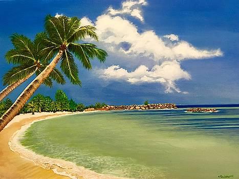 Beach Getaway by Victoria Rhodehouse