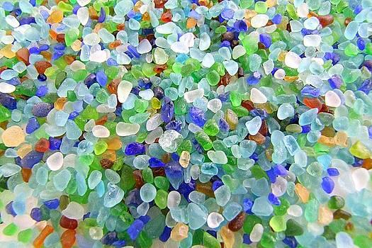 Mary Deal - Beach Glass