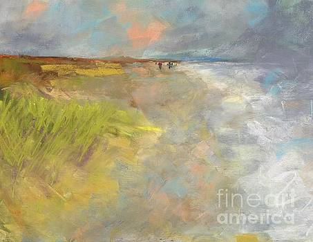 Beach Grasses by Frances Marino