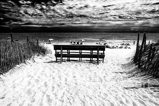 John Rizzuto - Beach Haven Beach Day at Long Beach Island