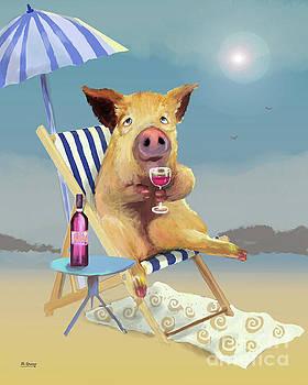 Beach Holiday by Shane Guinn