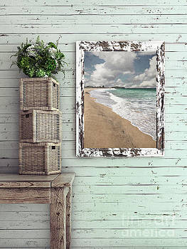 Beach House by Kaye Menner by Kaye Menner
