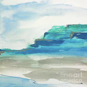 Beach II by Chris Paschke