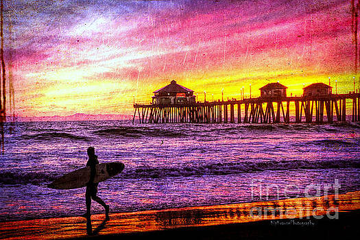 Beach Life Kip Krause by Kip Krause