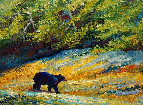Marion Rose - Beach Lunch - Black Bear