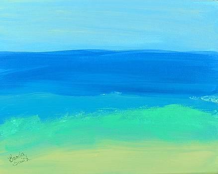 Beach Memories by Brenda L Smith