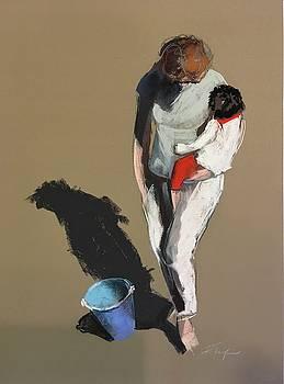 Beach Momma by Judy Pfeifer