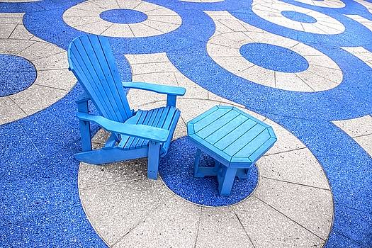 Beach Nook at Water Plaza - Lauderdale by the Sea by Chrystyne Novack