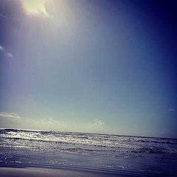 #beach #ocean #galveston #instagood by Shyann Lyssyj