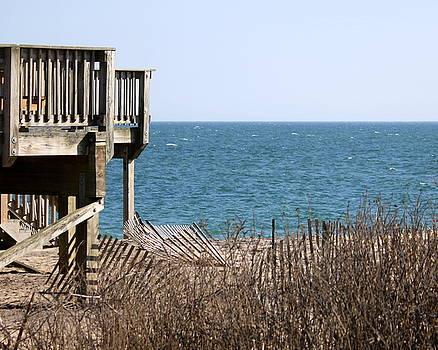 Anne Babineau - beach pavilion