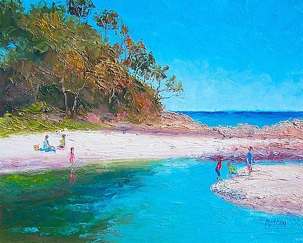 Jan Matson - Beach Picnic