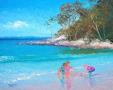 Jan Matson - Beach Play