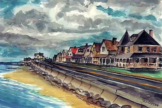 Beach Real Estate # 1 by Robert Harvey