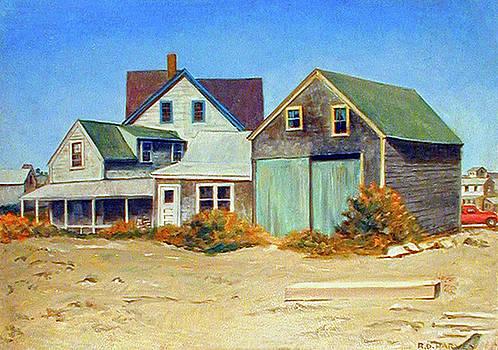 Beach Real Estate # 2 by Robert Harvey
