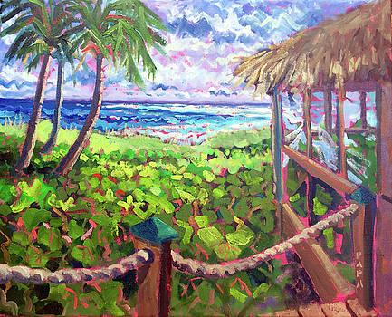 Beach View by Ralph Papa