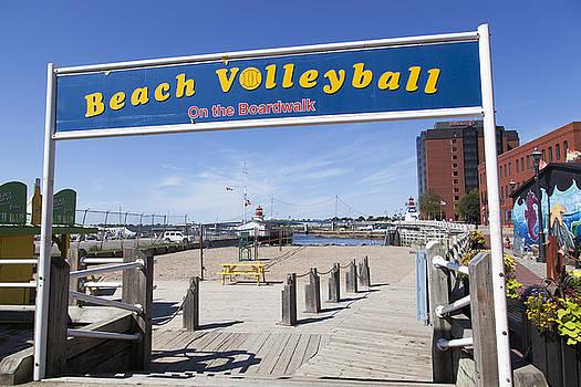 Ramunas Bruzas - Beach Volleyball