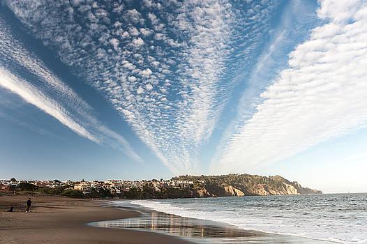 Beach by Wim Slootweg