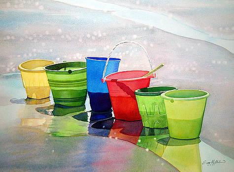 Beachbuckets by Scott Mulholland
