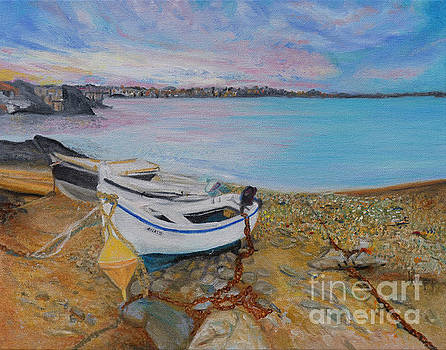 Beached Boats by Kathy Knopp