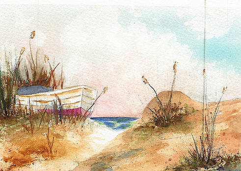 Beached by Wendy Cunico